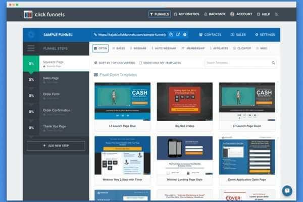 Best Sale Funnels Software on Marketing Industry