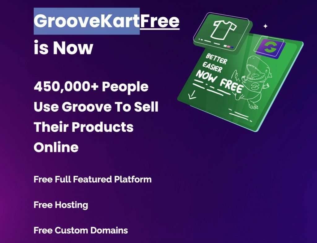 GrooveKart-free-online-store