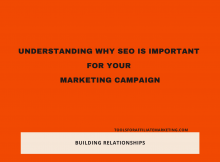 Understanding Why SEO Is Important For Your Marketing Campaign