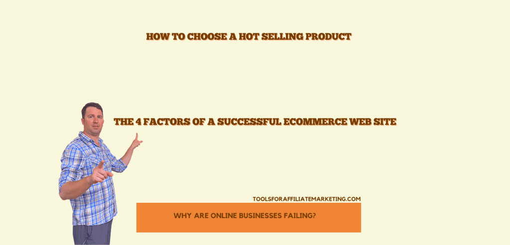 The 4 Factors Of A Successful Ecommerce Web Site