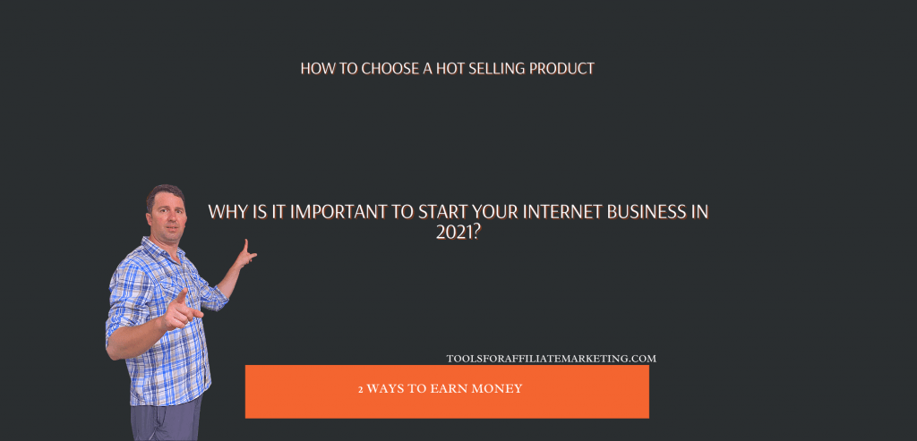 Why Is It Important to Start Your Internet Business in 2021